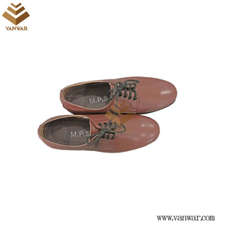 Military Officer Shoes with High Quality (WMS012)