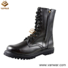 Zipper Tactical Military Boots of Goodyear Welt (WTB014)