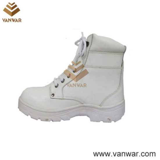 Durable Occupational Working Safety Military Boots (WWB037)