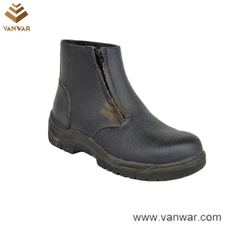 Comfortable Oil-Resistant Military Working Safety Boots (WWB049)