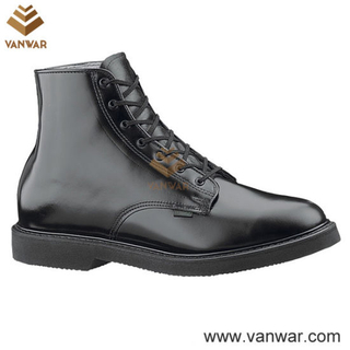 Us Military Officer Shoes of High Quality (WMS008)