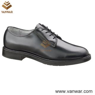 Bates Durashocks Military Officer Shoes of Black (WMS005)