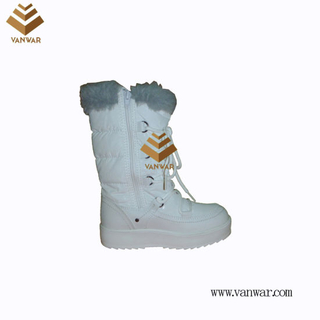 Fashion Cemented Snow Boots Winter Boots (WSCB026)