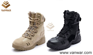 Breathable and Comfortable Tactical Military Boots of New Design (WTB029)