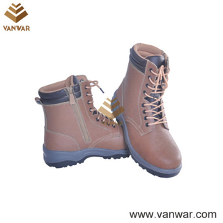 Steel Toe Cap Military Working Boots (WWB069)