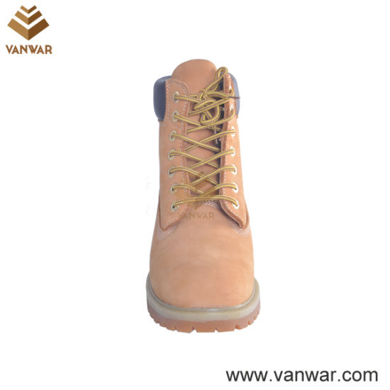 Nubuck Military Working Safety Boots (WWB061)