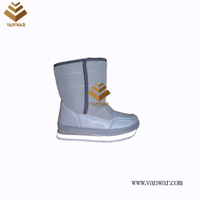 Fashion Cemented Snow Boots with High Quality (WSCB024)