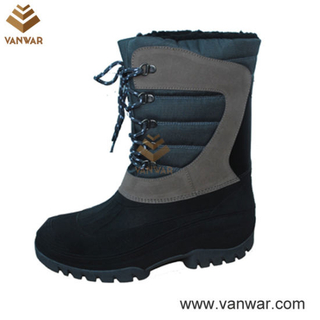 Waterproof Snow Boots with Europe Standard Quality (WSB024)