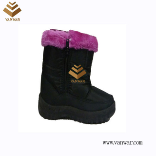 Anti-Slip Injected Snow Boots (WSIB040)