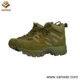 Fashionable Training Military Boots with Slip-Resistant Outsole (WTR007)