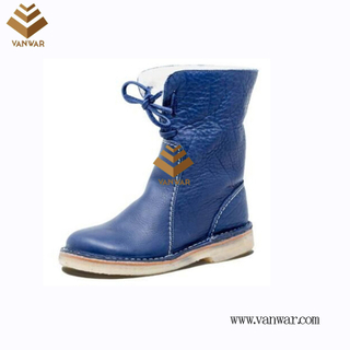 Classic Fashion Winter Snow Boots with High Quality (Wsb066)