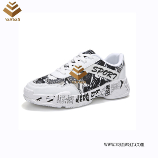 China fashion high quality lightweight Casual sport shoes (wcs019)