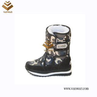Classic Fashion Winter Snow Boots with High Quality (Wsb050)
