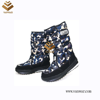 Classic Fashion Winter Snow Boots with High Quality (Wsb051)
