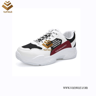 China fashion high quality lightweight Casual sport shoes (wcs025)